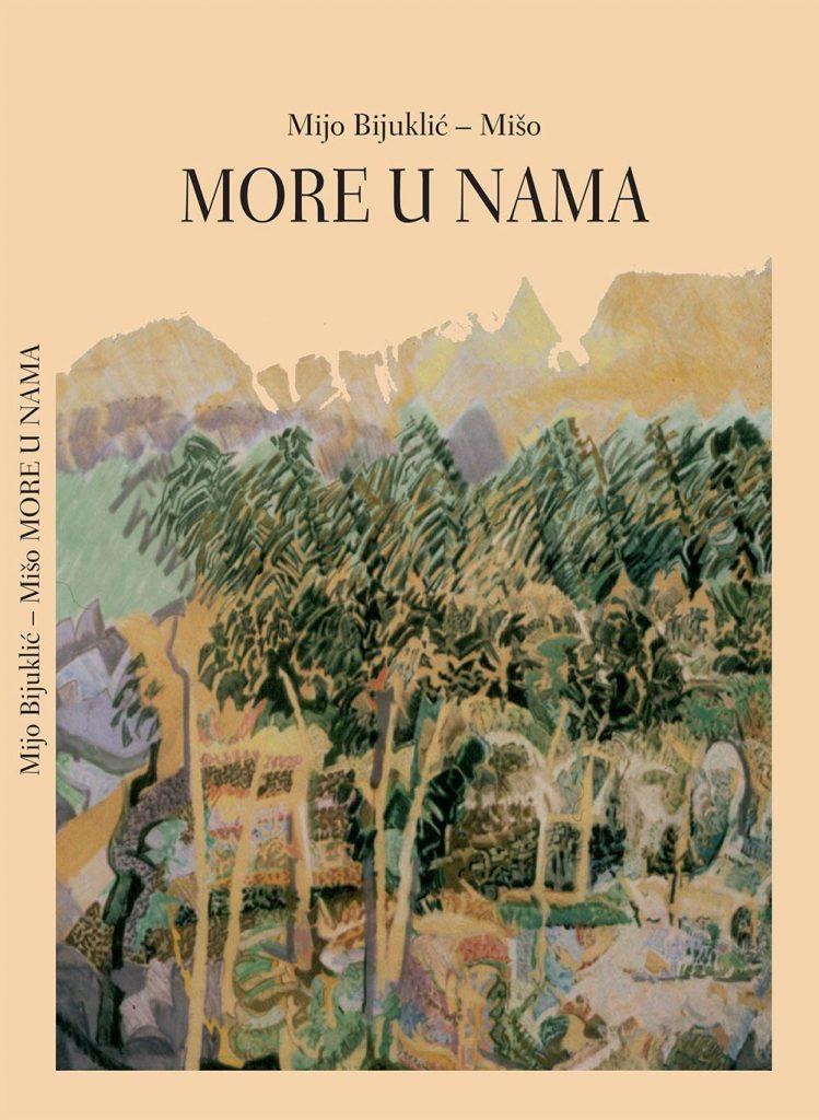 naslovnica knjige More u nama